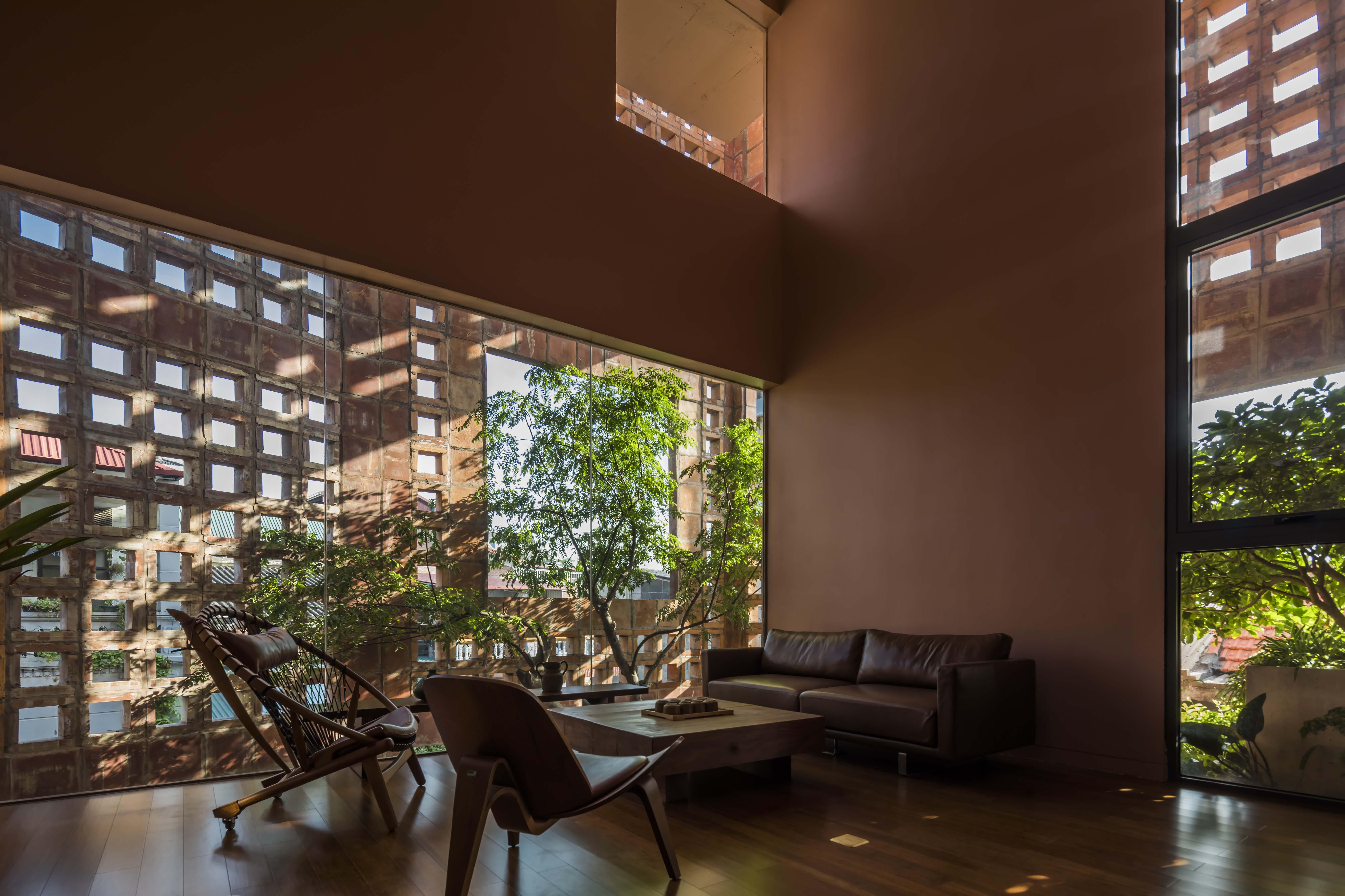 Battrang House08 - Bát Tràng House / thiết kế: VTN Architects