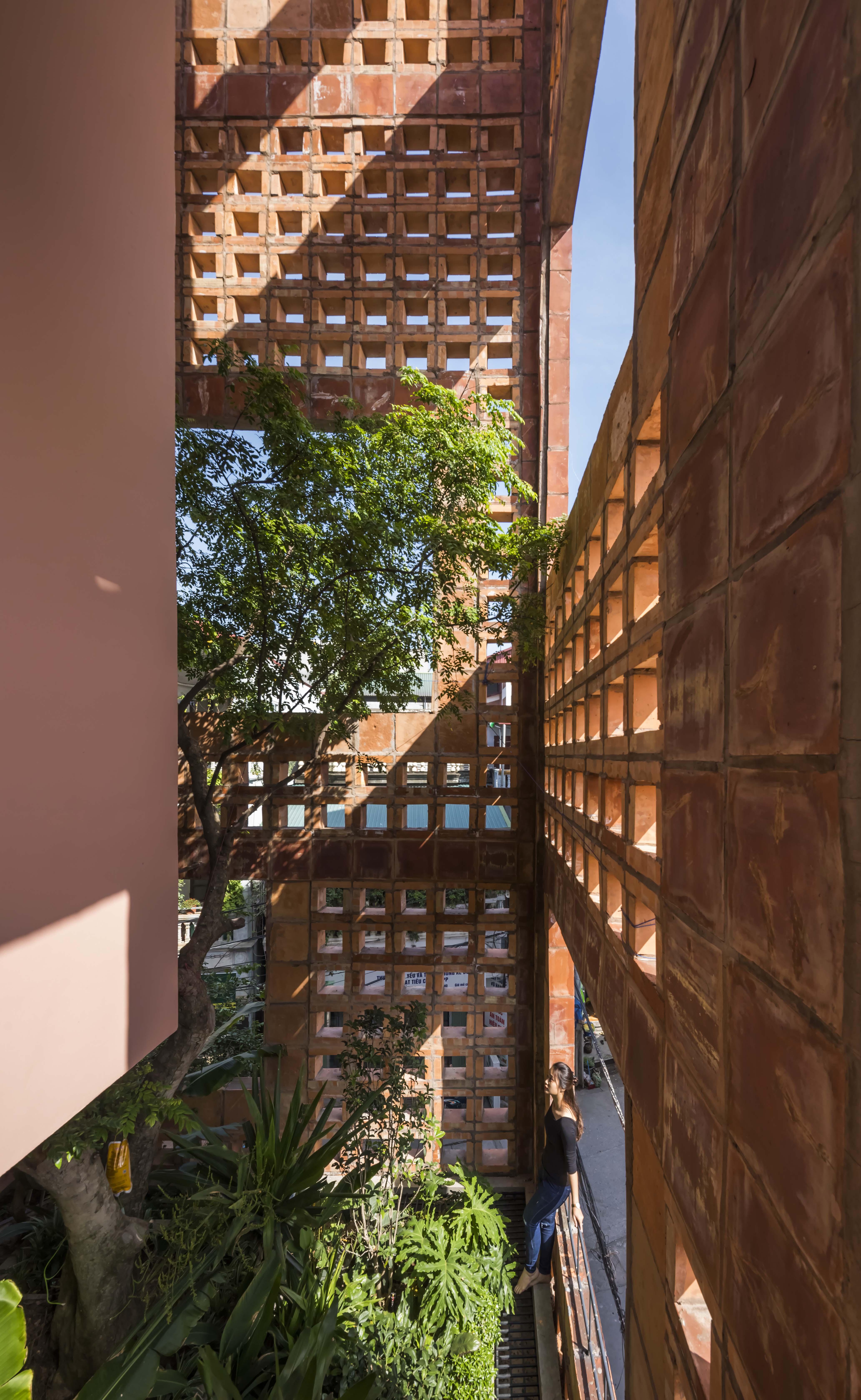 Battrang House13 - Bát Tràng House / thiết kế: VTN Architects