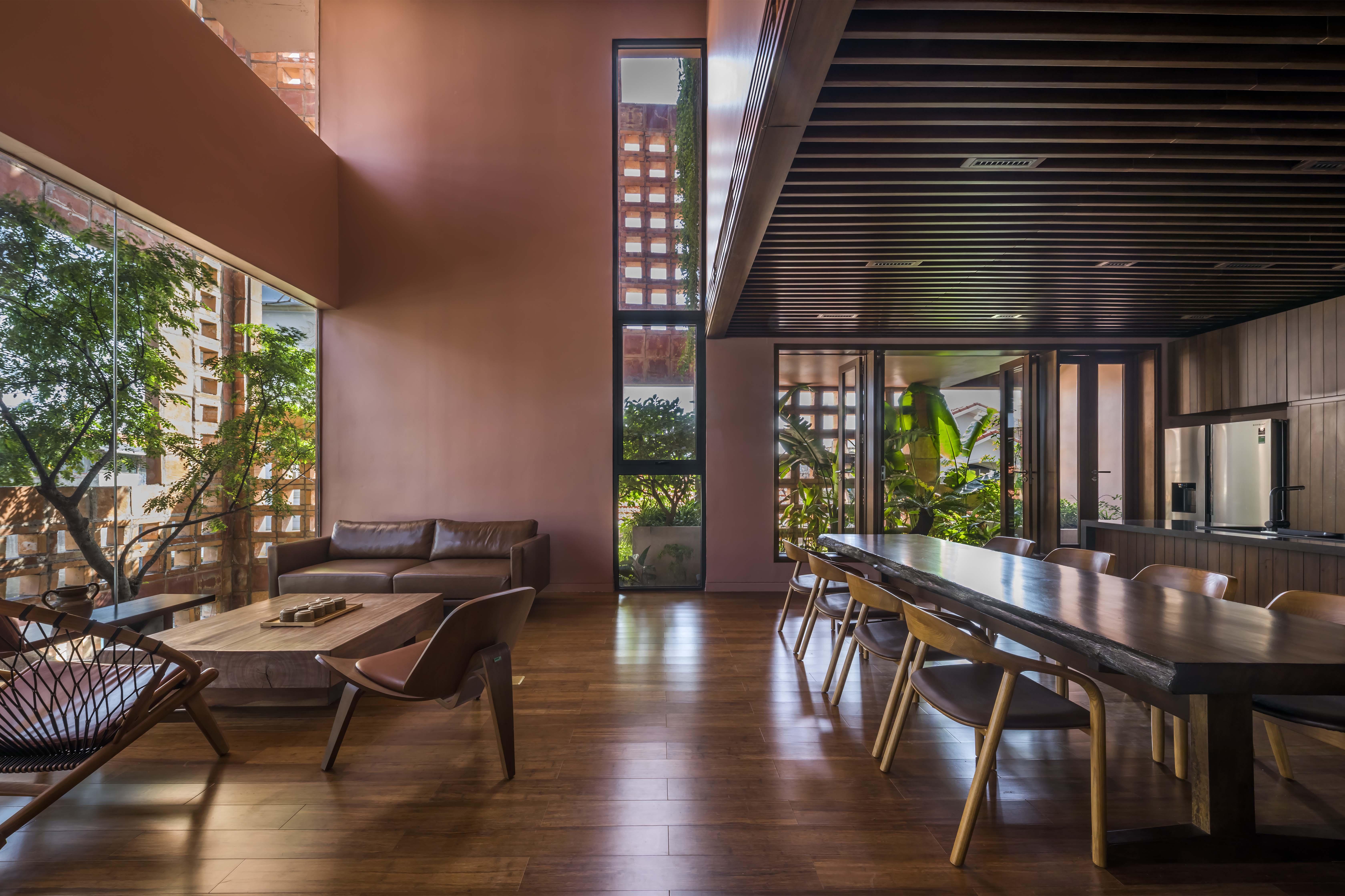 Battrang House15 - Bát Tràng House / thiết kế: VTN Architects