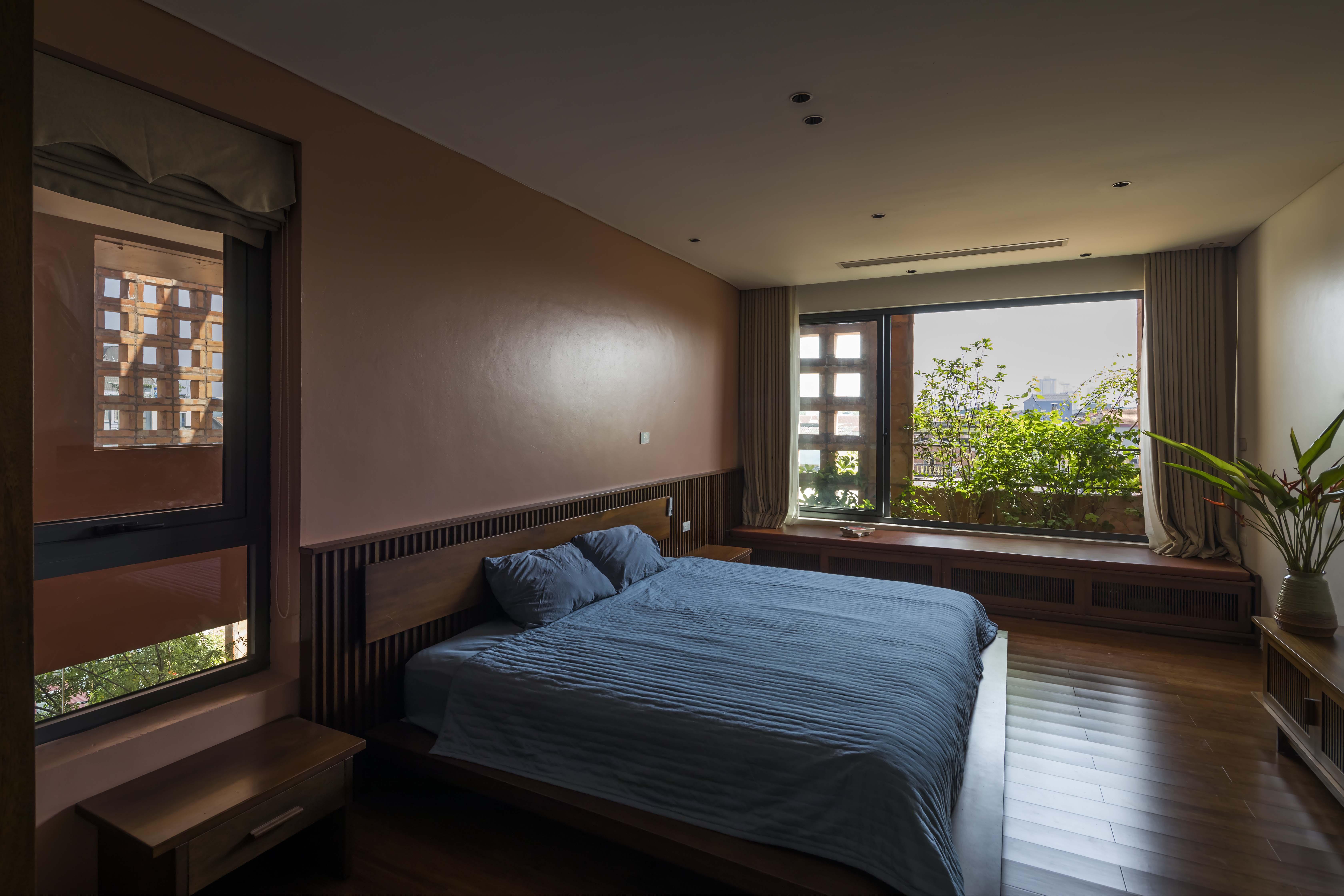 Battrang House16 - Bát Tràng House / thiết kế: VTN Architects