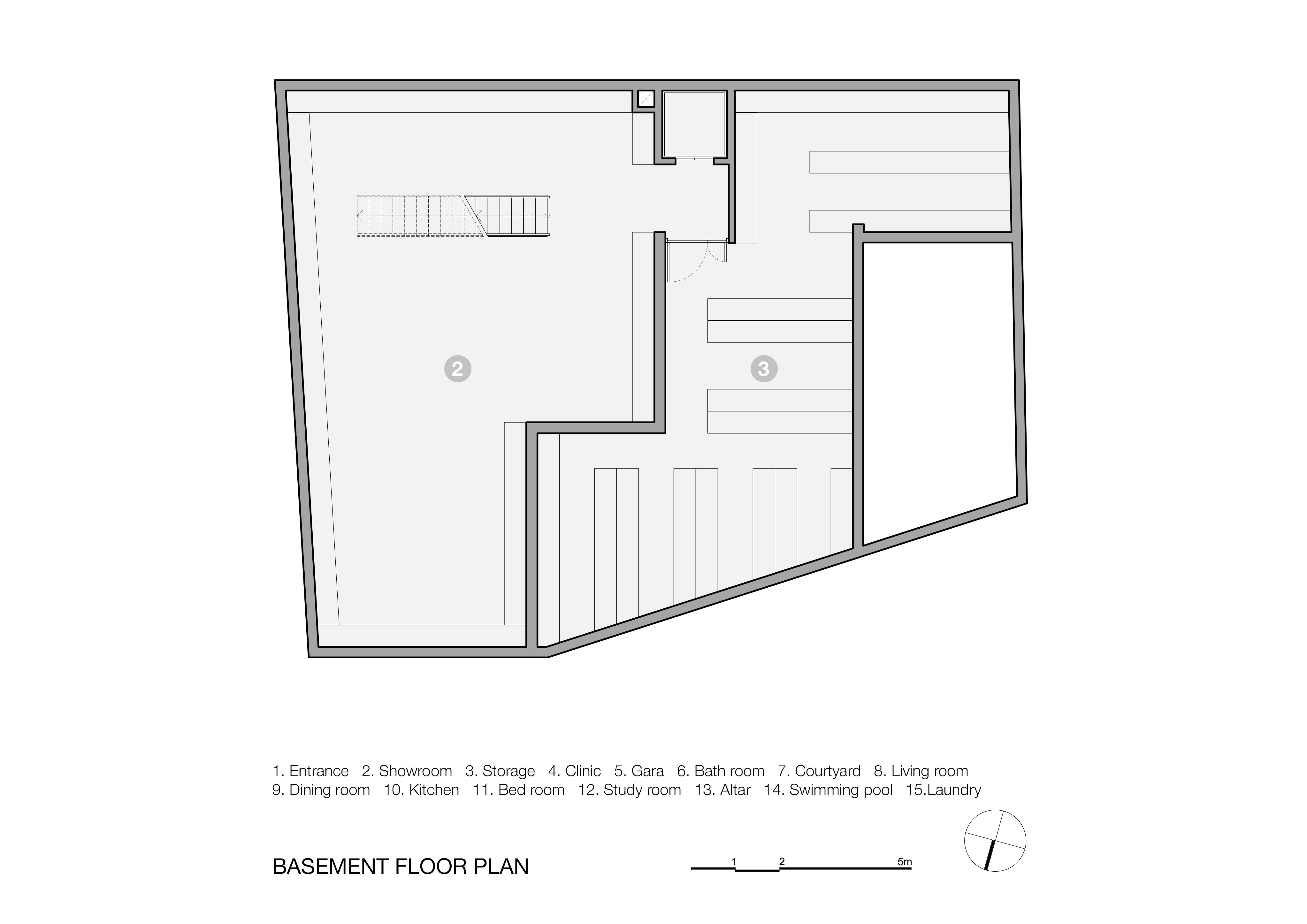 Battrang House2 - Bát Tràng House / thiết kế: VTN Architects