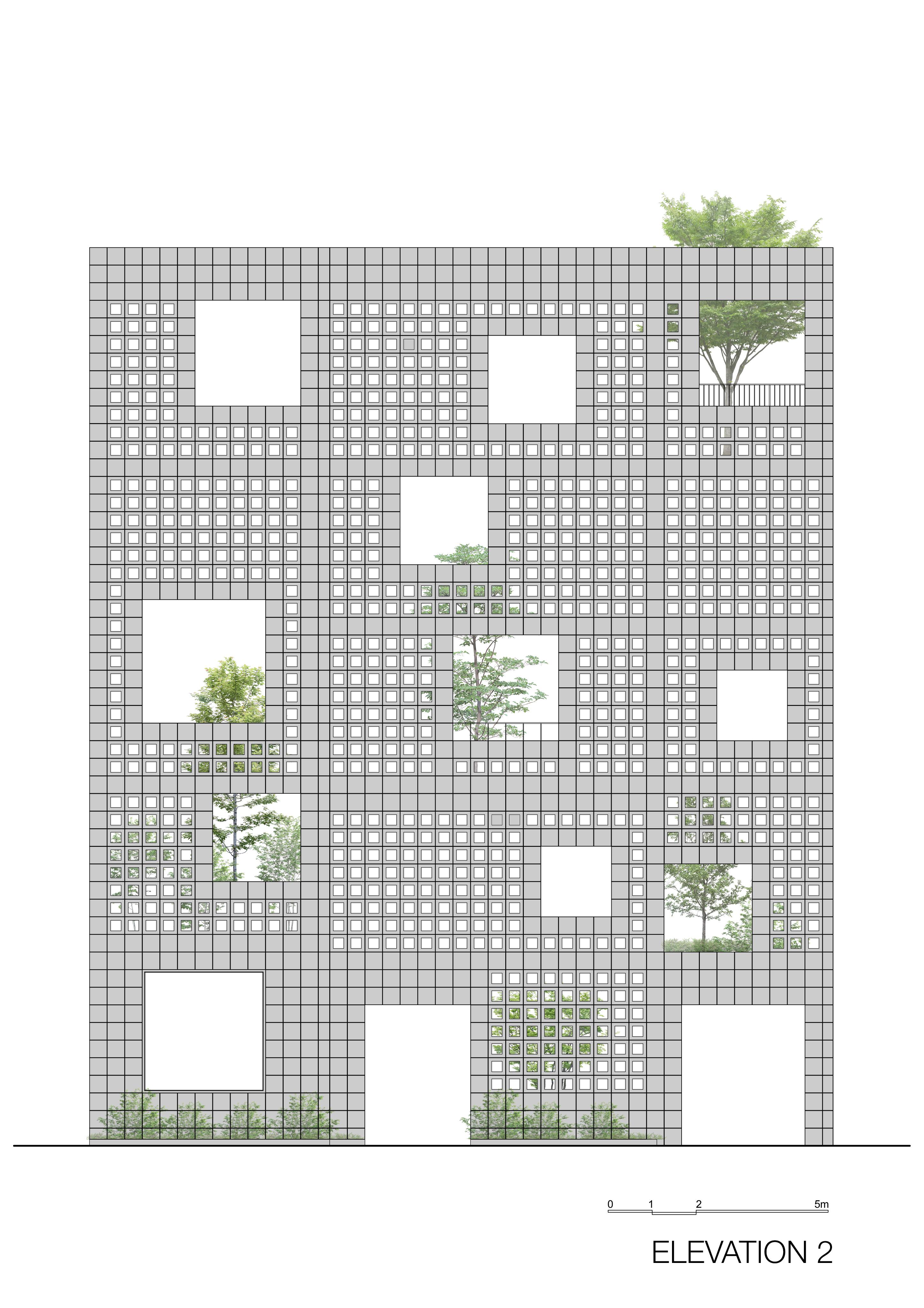 Battrang House8a - Bát Tràng House / thiết kế: VTN Architects